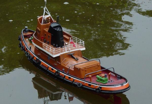 famous model tug boat plans