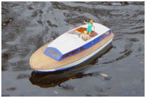 Leisure Craft Speed Boat