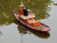 Flying Duck Clyde Tug